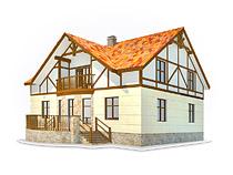 ...выполнена в классическом баварском стиле, что приносит некую гармонию...