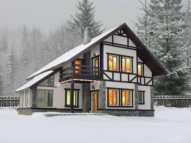баварском стиле домов в фото проекты